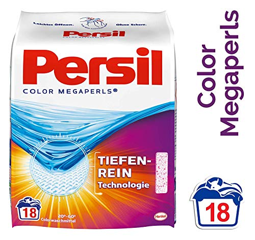 Persil Megaperls Color 18