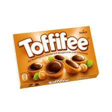Storck Toffifee Whole Hazelnut in Nougatcream Filled Caramel