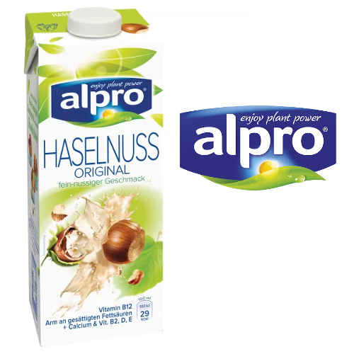 Alpro Haselnuss Original Milk
