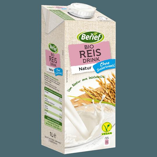 Berief Bio Reis-Drink Natur